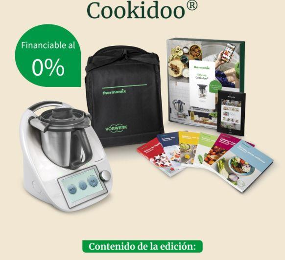 Thermomix® TM6 0% Edición cookido #YOMEQUEDOENCASA