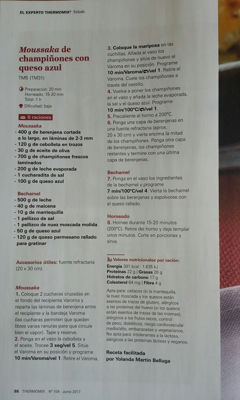 REVISTA JUNIO Thermomix®