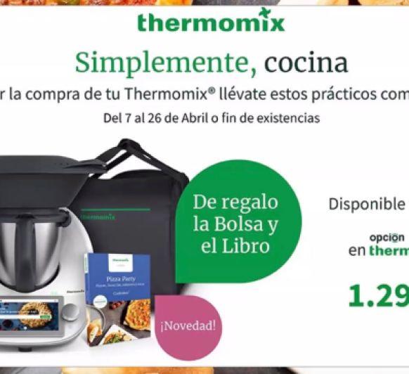 Thermomix® CON REGALO