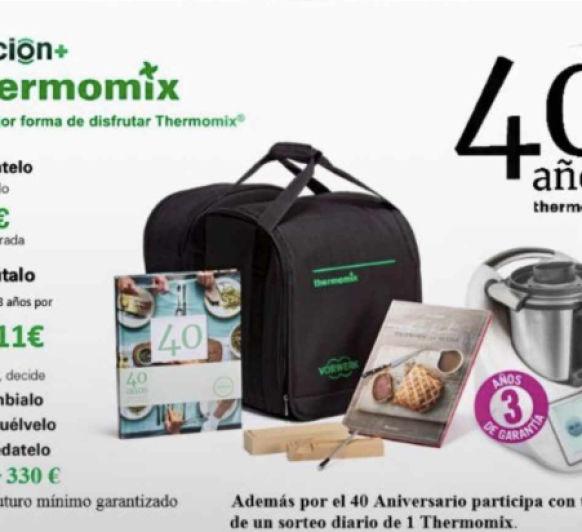 PROMOCION 40 ANIVERSARIO