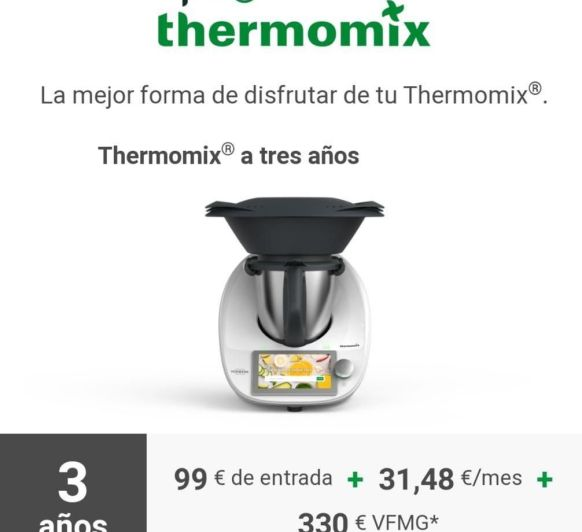 Thermomix® TM6 Primavera