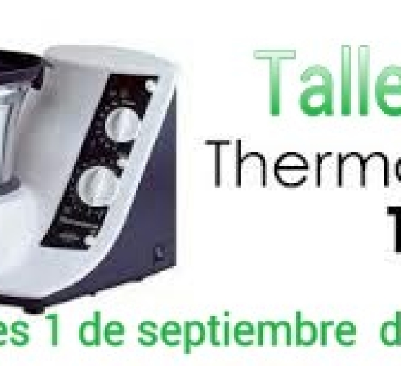 Atención clientes de Thermomix® Tm21. Nueva clase para vosotros!!!
