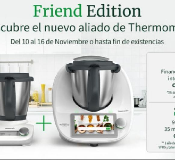 Thermomix® novedades