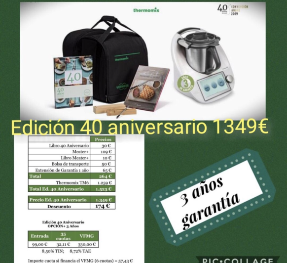 Thermomix® 40 años