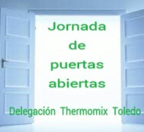 Jornada de puertas abiertas en la delegación de Thermomix® Toledo