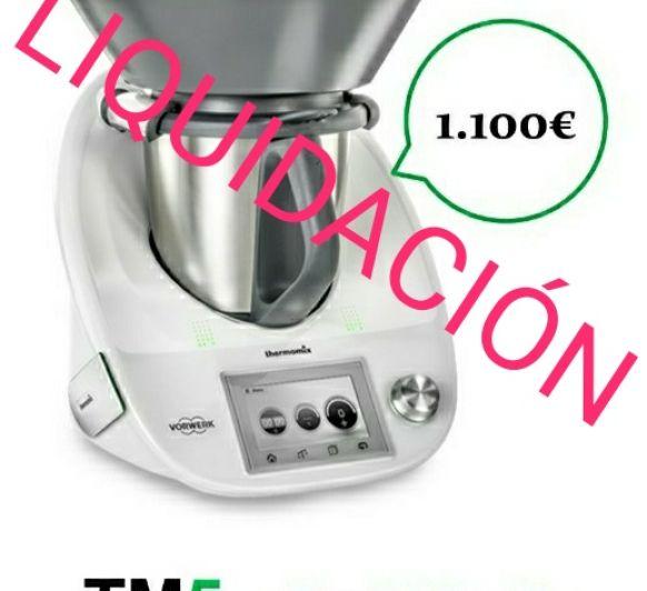 #Promoción-liquidación#Thermomix® #Tm5