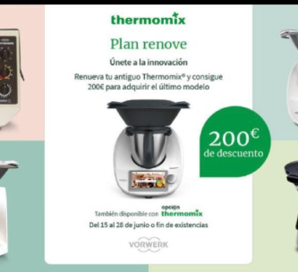 Thermomix® CON DESCUENTO