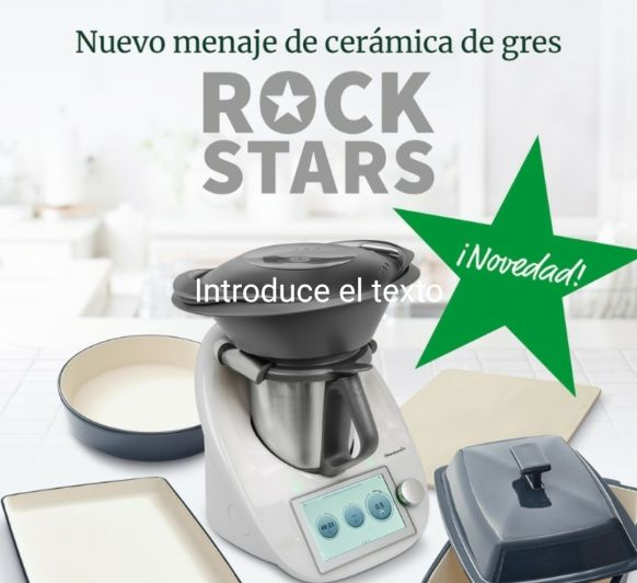 Thermomix® y Rock stars