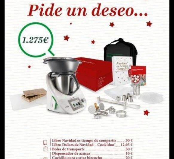 Promoción Thermomix® Navidad