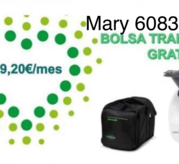 Thermomix® TM6 BOLSA TRANSPORTE REGALO !!!