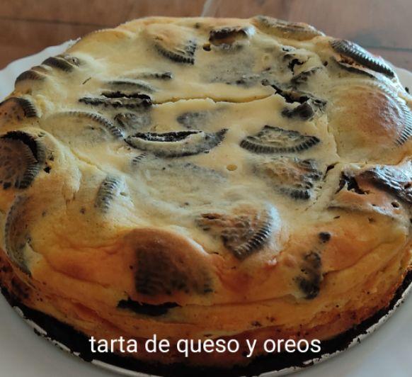 TARTA DE QUESO Y OREOS CON Thermomix® TOLEDO
