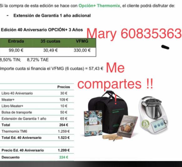 COMPRAR Thermomix® TOLEDO TM6
