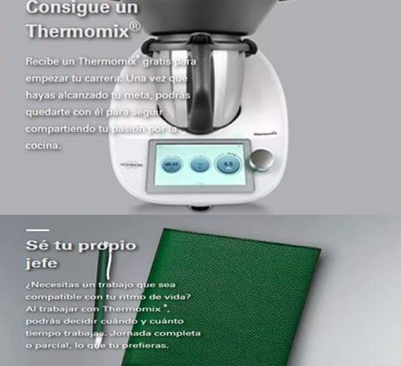 Thermomix® TM6 GRATIS.....