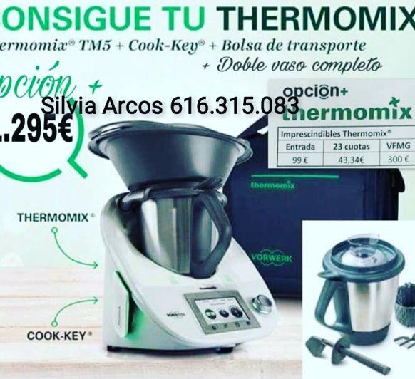 Promoción Thermomix® Tm5