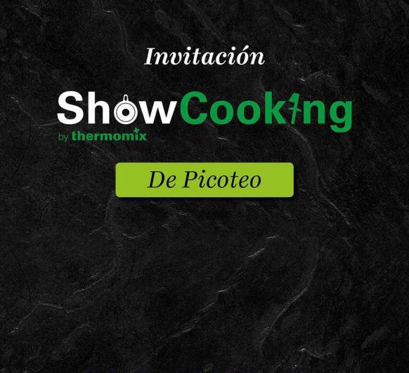 Show cooking, la fiesta en tu casa, un regalo especial